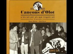 Cançons d'Olot: a les set per als que tinguin set. Vi-acrucis, per Àngel Girona i Joan Oller