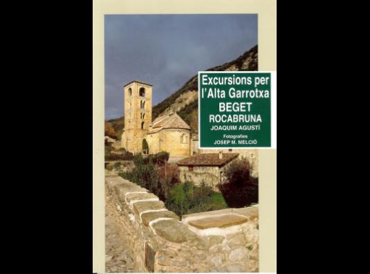 Excursions per l'Alta Garrotxa. Beget i Rocabruna