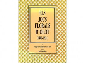 Els Jocs Florals d'Olot (1890-1921) (Llibres de Batet, 1988)