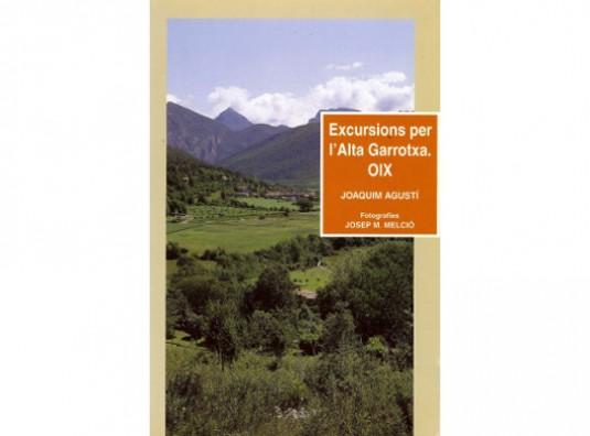 Excursions per l'Alta Garrotxa: Oix