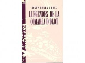 Llegendes de la comarca d'Olot, de Josep Berga i Boix (Llibres de Batet, 1994)