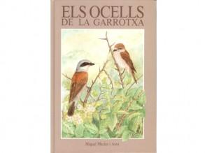 Els ocells de la Garrotxa (Llibres de Batet, 1988)