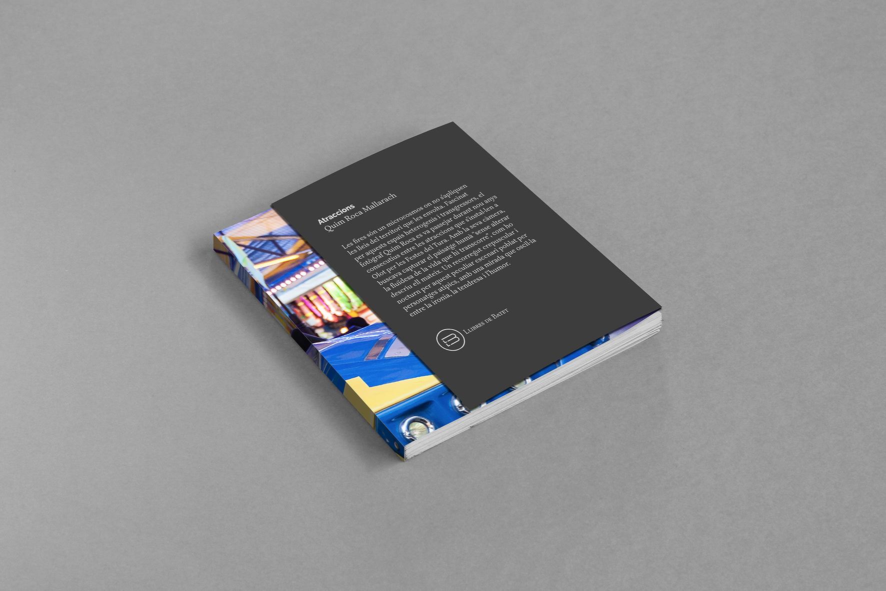 Atraccions, de Quim Roca Mallarach, Llibres de Batet 2017